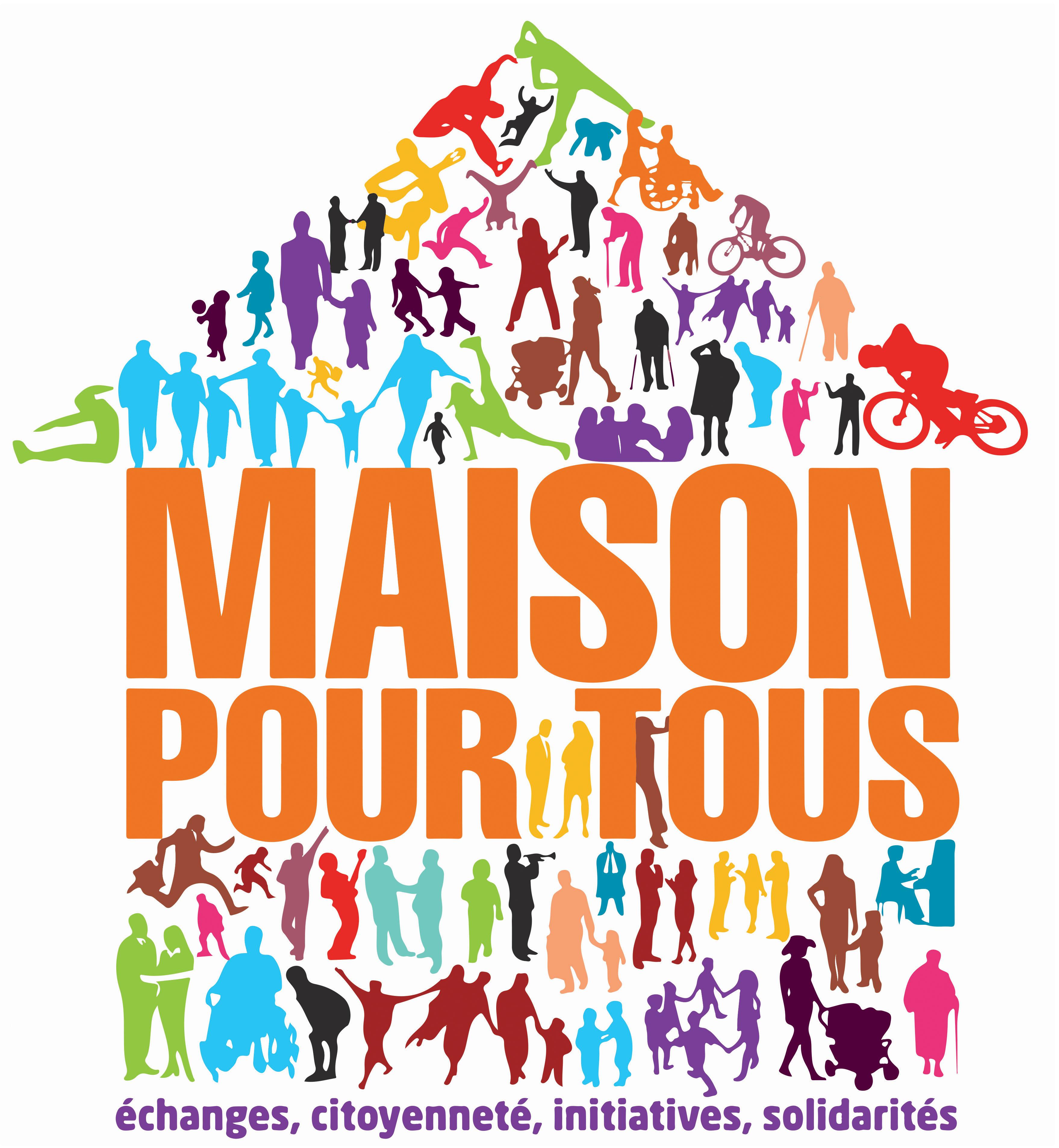 Logo de la Maison Pour Tous