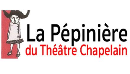 Logo Pépinière du théâtre chapelain