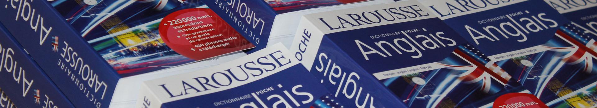 Des dictionnaires pour les élèves de CM2