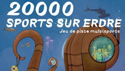 20 000 sports sur Erdre
