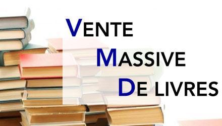 Des livres pour le destockage de la bibliothèque La Chapelaine
