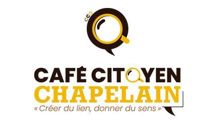 Logo Café Citoyen Chapelain