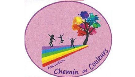 Logo Chemin de couleurs