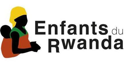 Logo de l'association Enfants du Rwanda