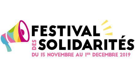 Logo Festival des Solidarités