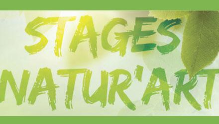 Stages Natur'art