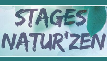 Stages Natur'Zen