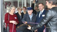 Inauguration Maison de retraire Bel Air