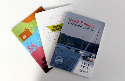 Trois guides