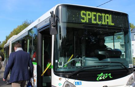 Bus des nouveaux chapelains