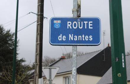 Route de Nantes